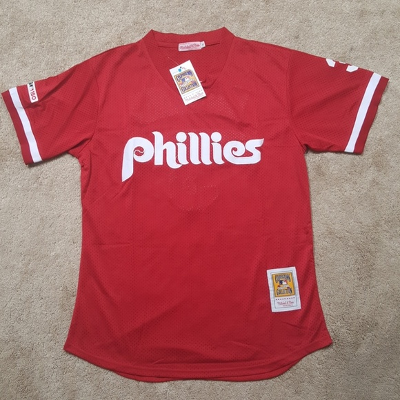 huge selection of 4a514 d4081 Bryce Harper Stitched Phillies Jersey Mens 2019 NWT